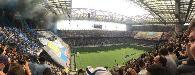Inter Milan v AC Milan, San Siro