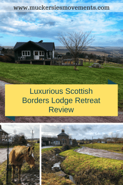 Luxurious Scottish Borders Lodge Retreat - Review