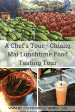 A Chef's Tour - Chiang Mai Lunchtime Food Tasting Tour