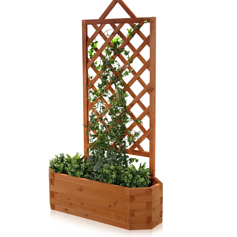 rankgitter sichtschutz selber bauen - boisholz, Gartengerate ideen