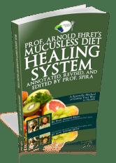 mucusless diet