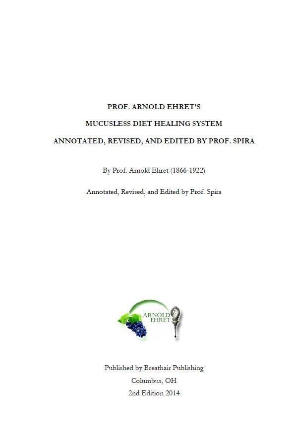 annotated mucusless diet
