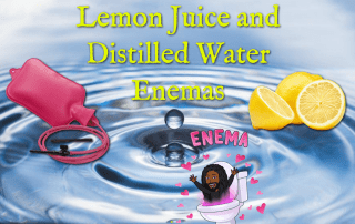 Lemon Juice Enema