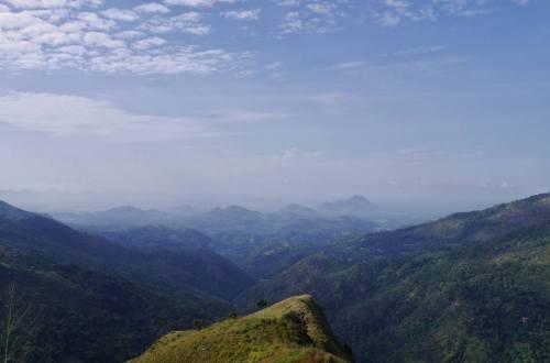 little adams peak sri lanka