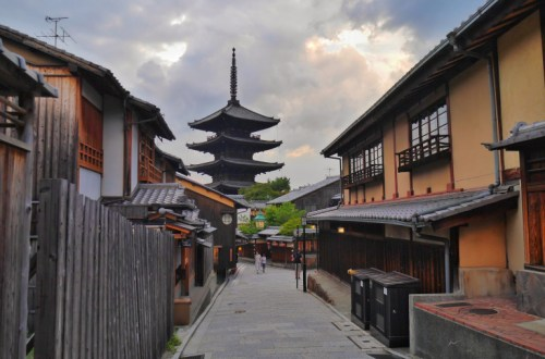 kyoto japão quioto