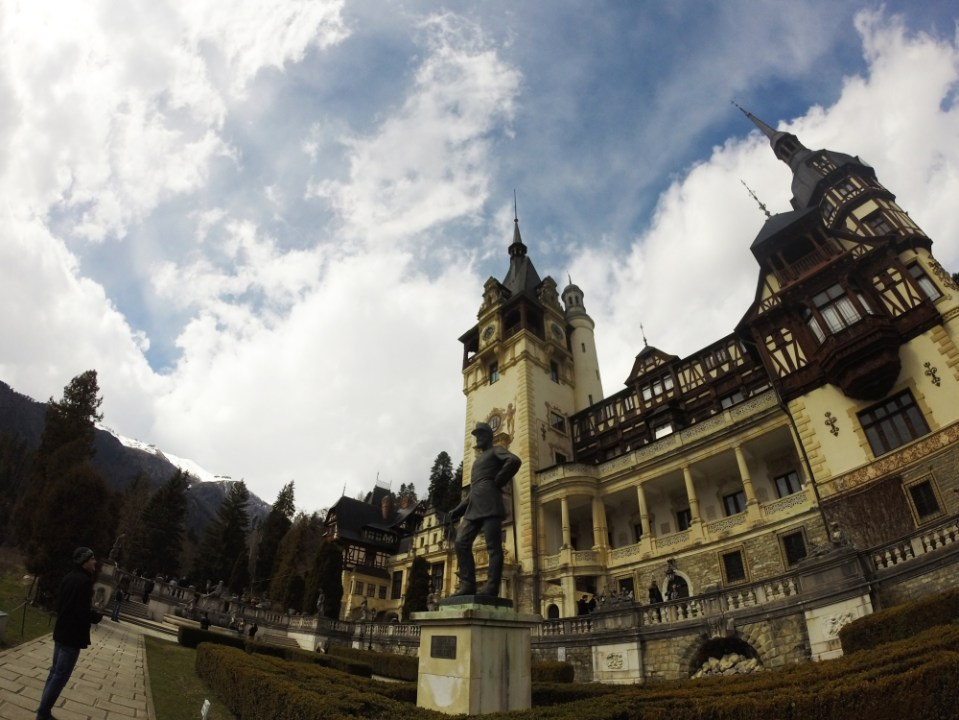 castelo peles romenia 1