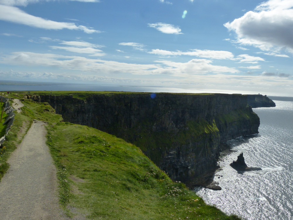 galway cliffs of moher irlanda