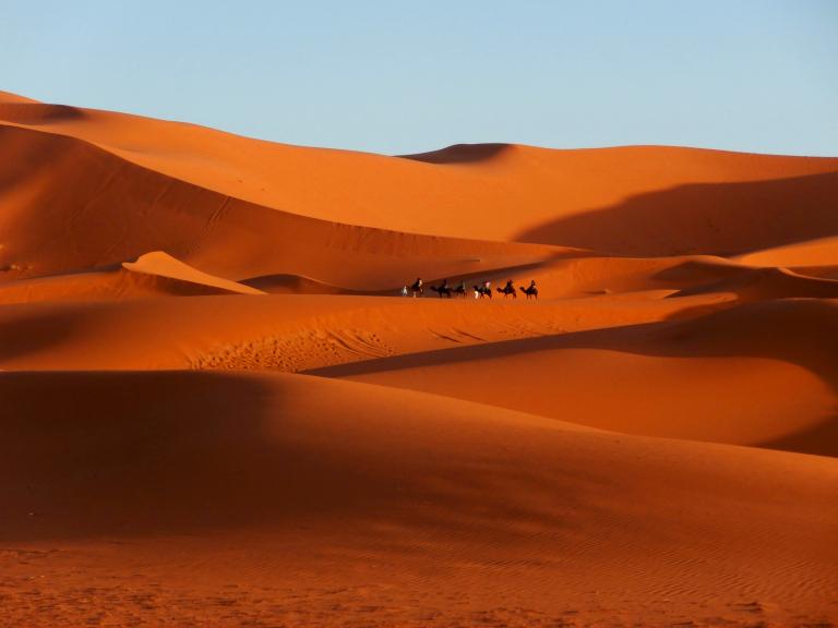 marrocos viagem deserto