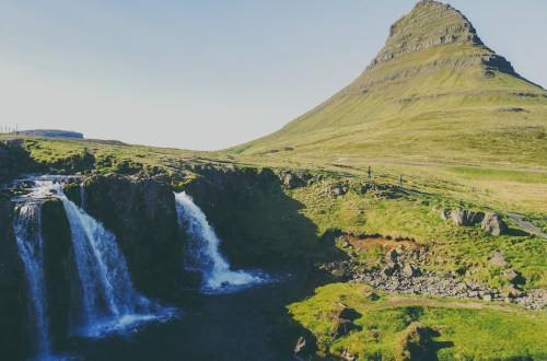 Kirkjufellsfoss islandia iceland