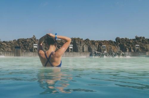 Islândia Lagoa Azul Blue lagoon