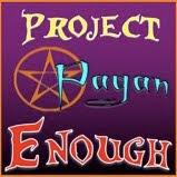 Project Pagan Enough logo