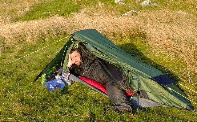 Wild Camping on a Budget of under £100 - Part 1