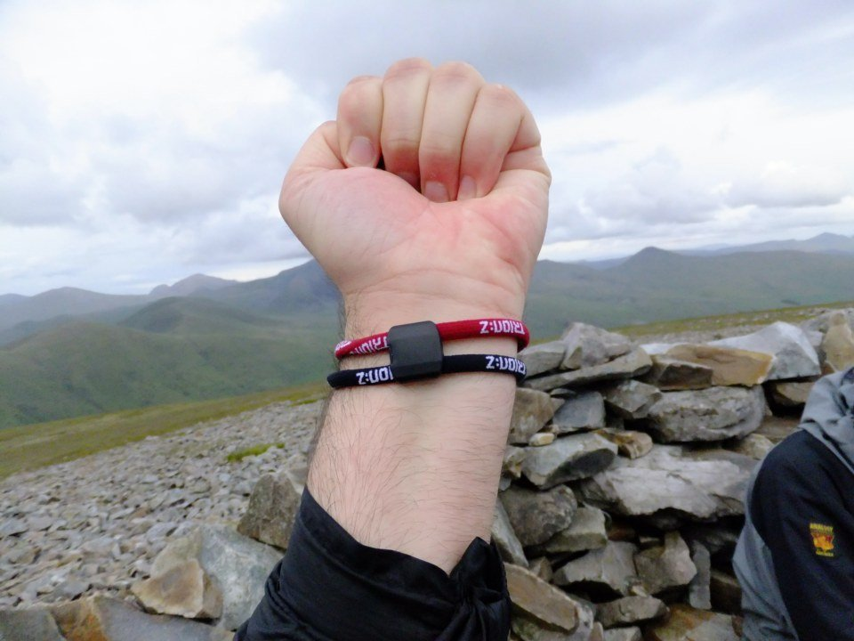 Trion Z Dual Loop Bracelet Review Mud And Routes