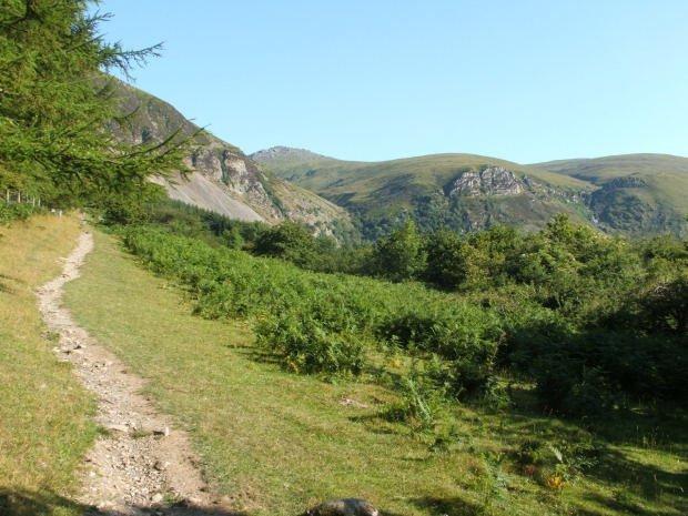 Aber Falls Walk - Easy Family Walks in Snowdonia