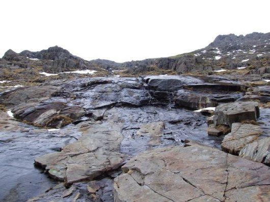 Snowdon via PYG track from Pen Y Pass