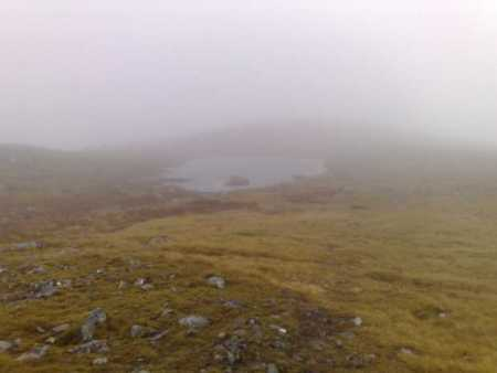 Beinn Na Lap and Around Loch Ossian from Corrour