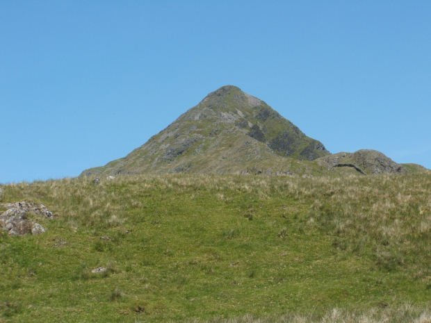 Cnicht from Croesor