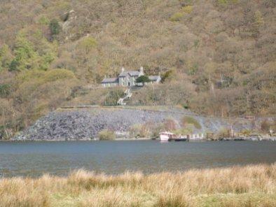 Walk the Vivian Quarry Trail - Padarn Country Park