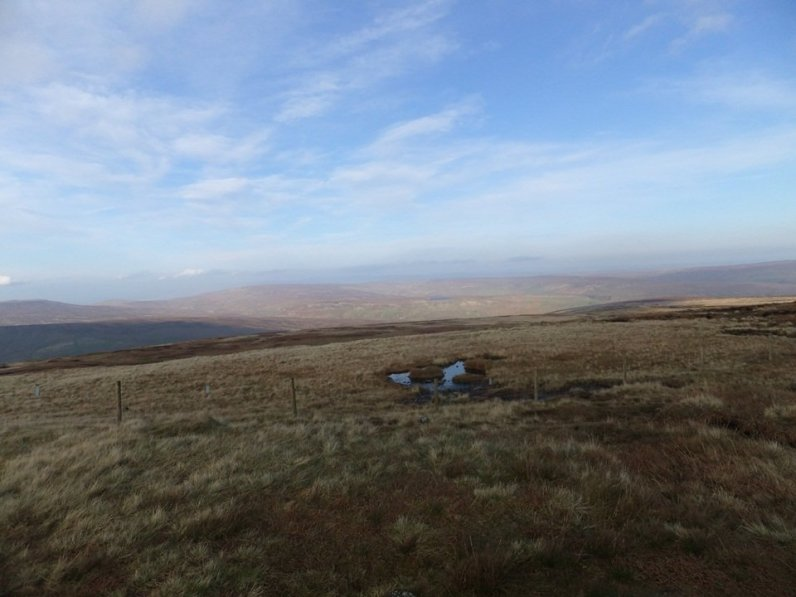 Great Shunner Fell From Hawes and Hardraw