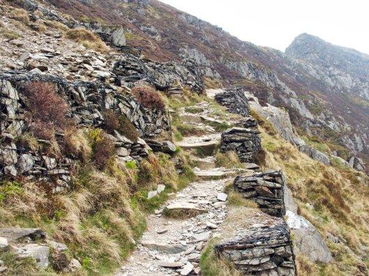Carnedd Llewelyn via Cwm Llugwy