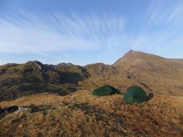 Wild Camping on Snowdon