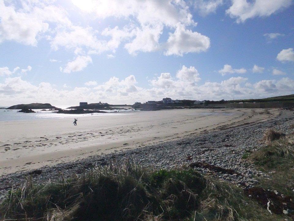 Rhoscolyn to Traeth Lydan (Silver Bay) Family Walk
