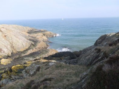 Anglesey Coastal Path Stage 4 Amlwch to Moelfre