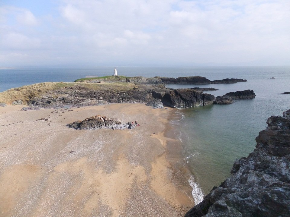 The Best Walking Routes in Anglesey