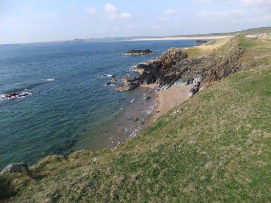 Anglesey Coastal Path Stage 9 Niwbwrch / Newborough to Aberffraw
