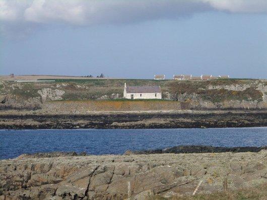 Anglesey Coastal Path Stage 10 Aberffraw to Four Mile Bridge