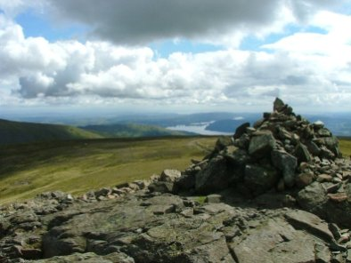 7 - Fairfield- The Highest Mountains In England - The Top 25 - Fairfield Horseshoe from Ambleside