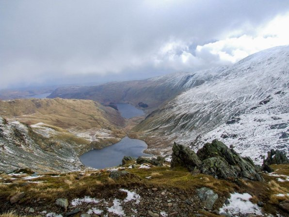 Walk up High Street from Haweswater