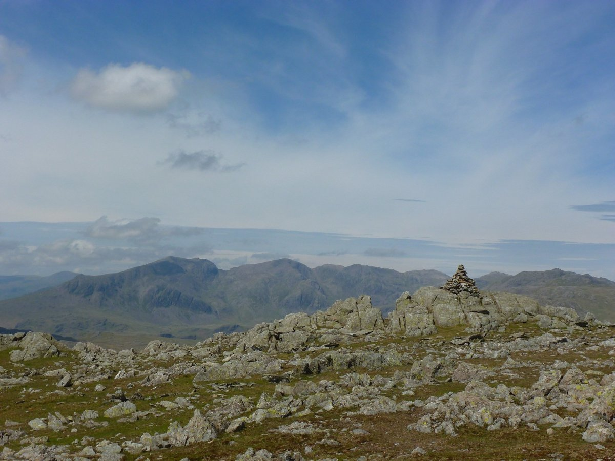 The Coniston Round