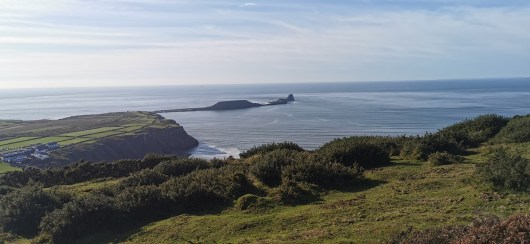 Rhossili Bay and Headland Walk 4.3