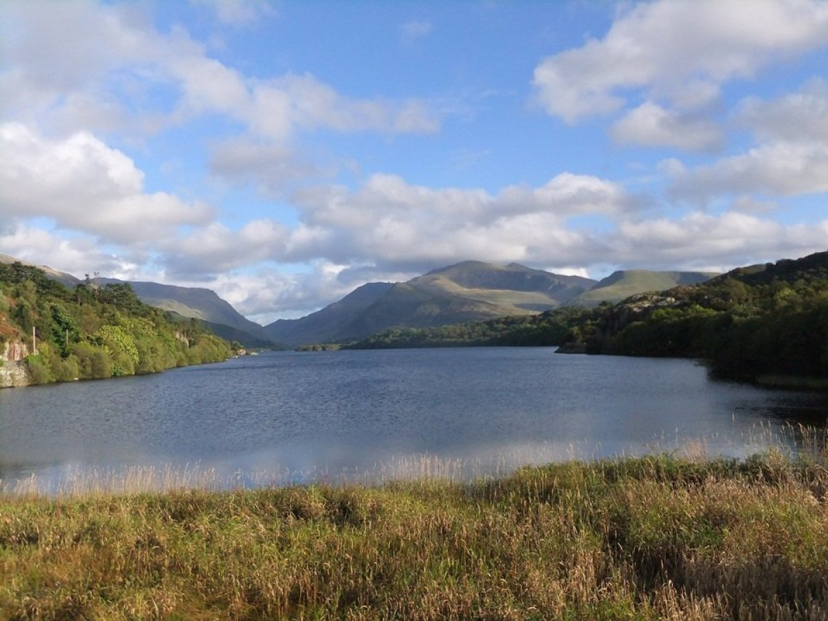 1 - Around Llyn Padarn