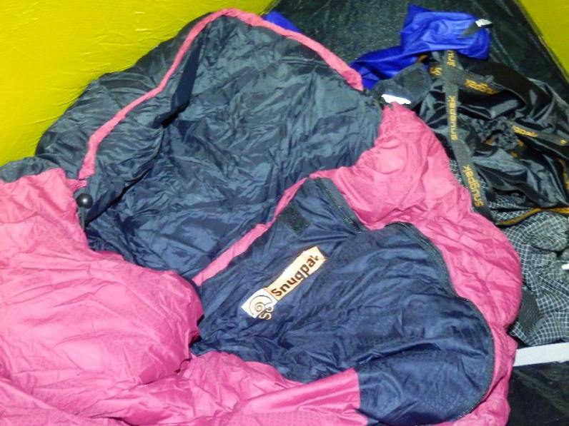 Snugpak Softie Chrysalis Winter Sleeping Bag Review