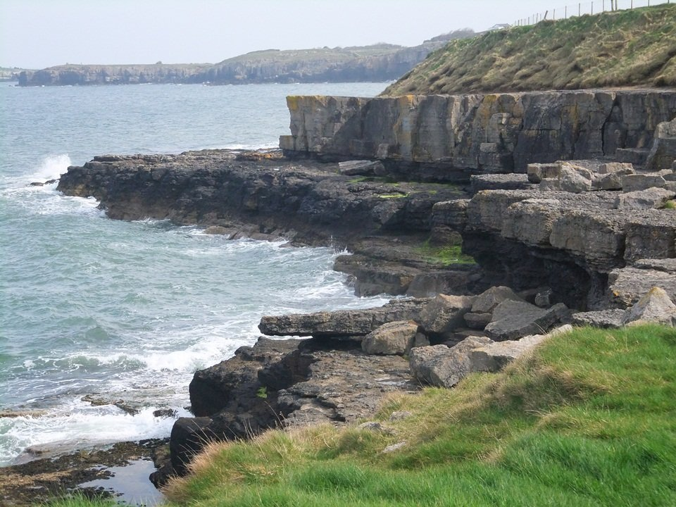 Anglesey Coastal Path Stage 5 Moelfre to Pentraeth / Red Wharf Bay