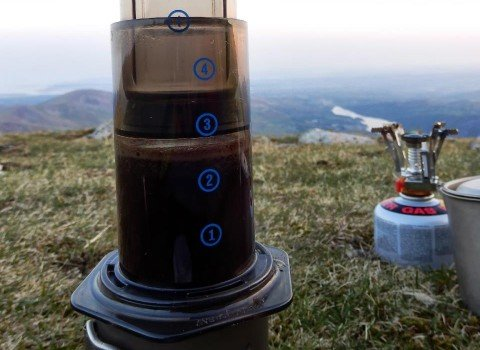 Aerobie Aeropress Camping Coffee Maker Review