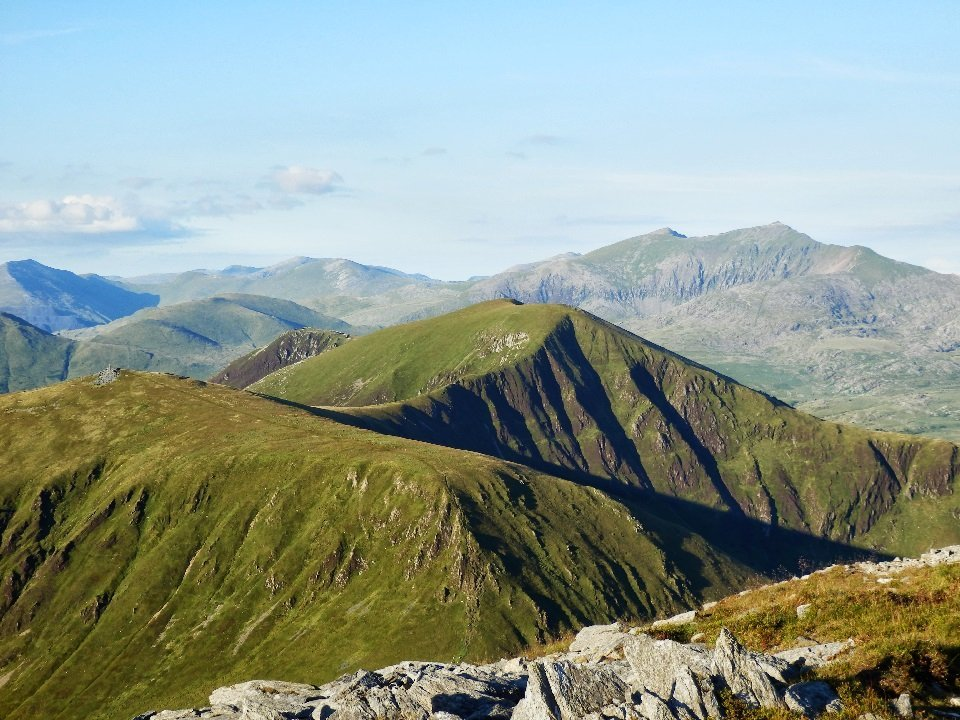 Nantlle Ridge Linear Traverse