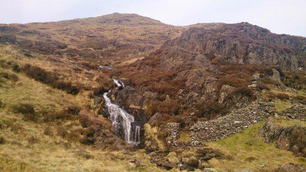 Walk up Yr Aran From Beddgelert and the Watkin Path