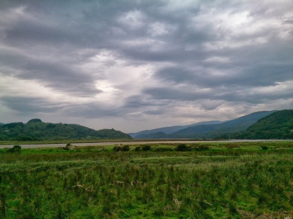 The Mawddach Trail Walk and Cycle Track