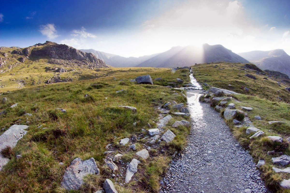 A Walk Around Cwm Idwal