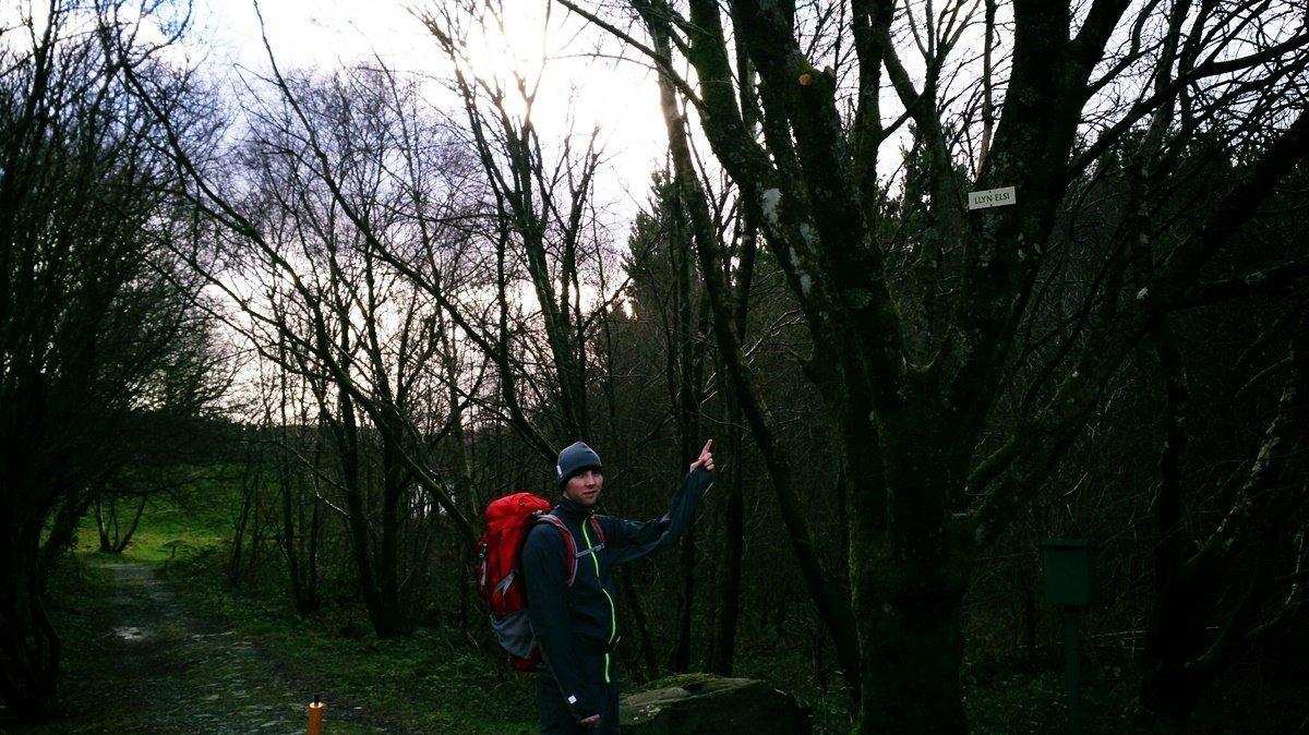 Llyn Elsi Easy Circular Walk from Betws y Coed
