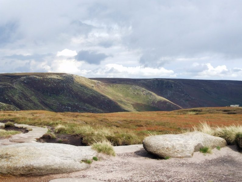 47 - Kinder Scout -The Highest Mountains In England - The Top 25