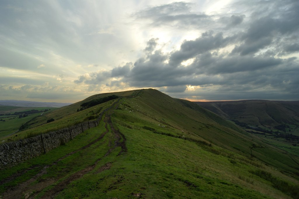 Mam Tor and Rushup Edge Walk from Edale
