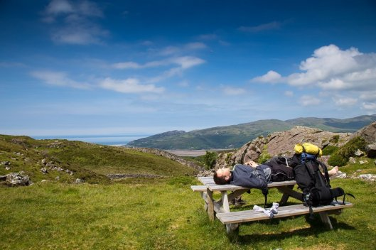 Cambrian Way Stage 13 – Dinas Mawddwy to Barmouth