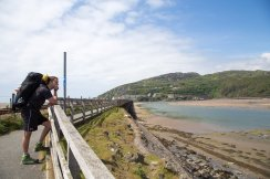 The Mawddach Trail Walk and Cycle Track - Cambrian Way