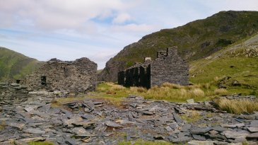 Walk up Cnicht from Croesor Circuit