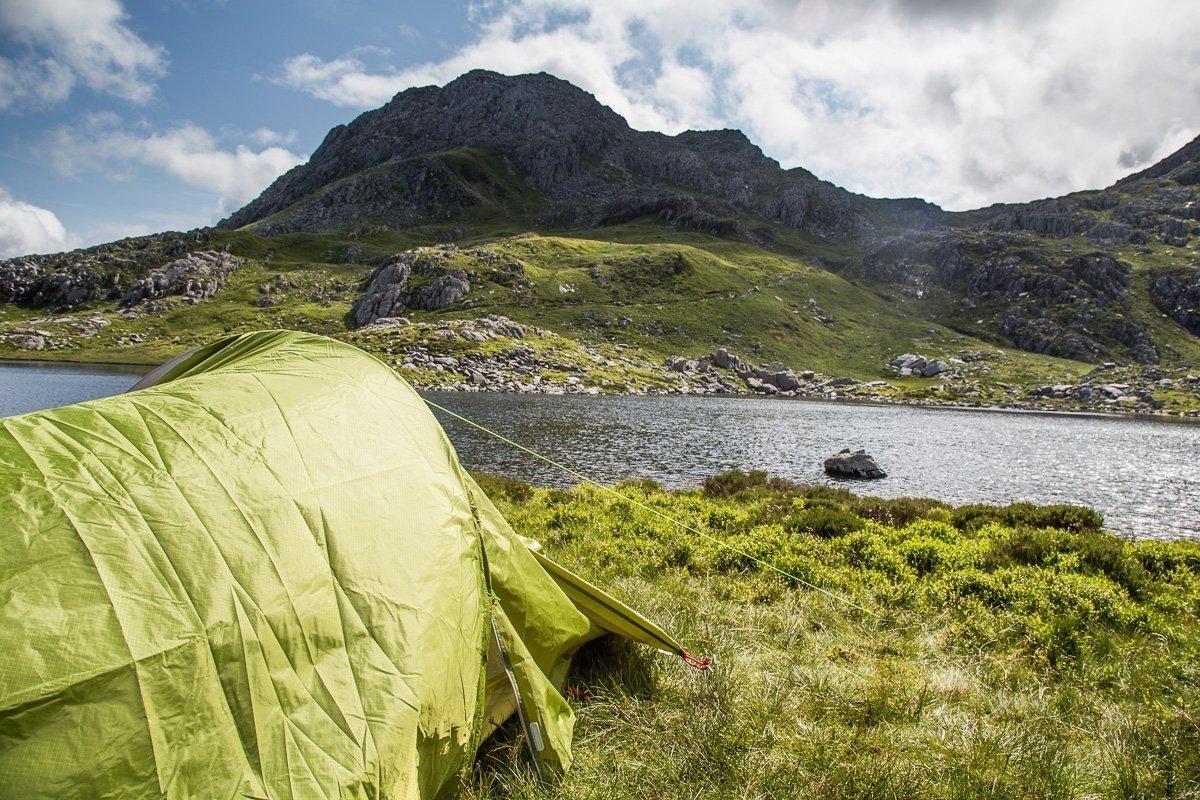 Jack Wolfskin Gossamer II Tent Review
