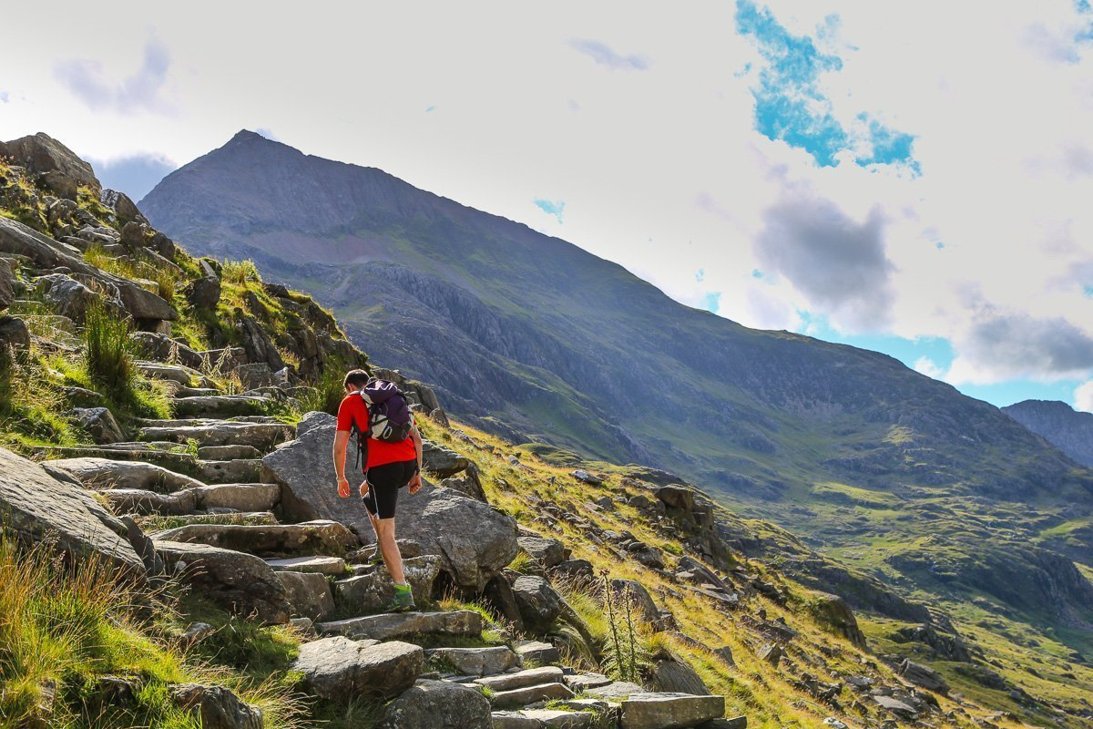 How Long To Climb Snowdon >> All The Walking Routes Up Snowdon Walk And Climb Snowdon